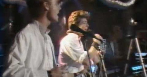 A Ha Hunting High And Low Montreux 1986 Switzerland Morten 27