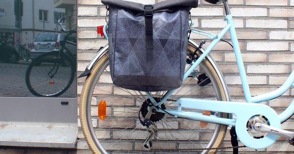 Fahrradtasche Diamante Wasserabweisend Und Stylisch Mit