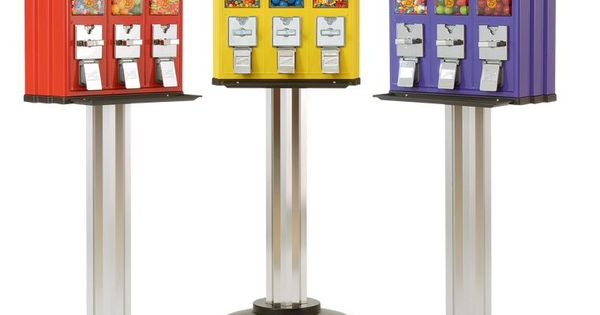 bulk candy vending machine business plan