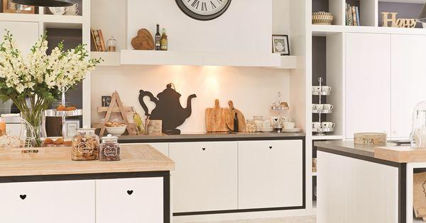 Landelijke keuken van riverdale tieleman keukens keuken idee n uw keukens - Onderwerp deco design keuken ...