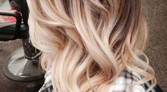 20 Long Hairstyles You Must Love Blonde Ombre Ombre And