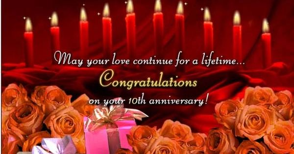 10th Anniversary Wishes For Couples Happy Anniversary Wishes Happy Anniversary Wishes Wedding Anniversary Wishes 10th Wedding Anniversary Wishes