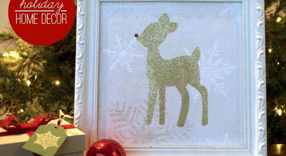 Silhouette Blog: Featured Artist Series :: Simple Craft Night Project