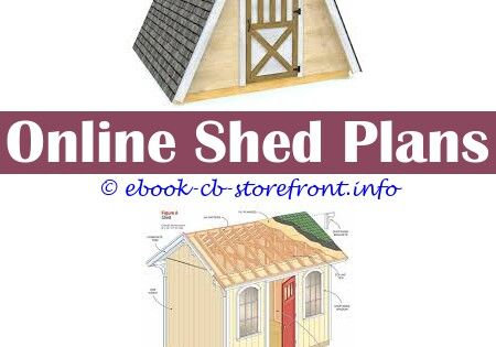 9 Wise Tips Utility Shed Building Plans Shed Plans Mid Century 7x6 Shed Plans 3 Sided Storage Shed Plans Plans Shed Plans Shed Building Plans Shed Blueprints