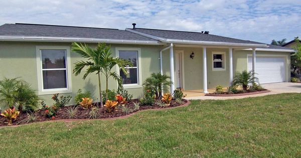 Florida Landscaping Ideas For Front Of House   Google Search