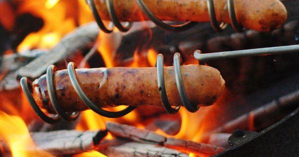 Great idea - Hot Dog Roasters