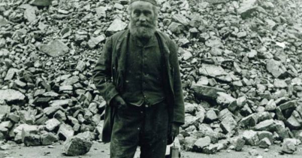 Hazards Of Coal Slag : North and south by george orwell pic wigan miner in