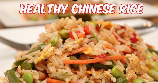 Fried rice, Veggies and Fit on Pinterest