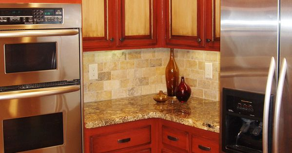 How To Paint Kitchen Cabinets In A Two-Tone Finish