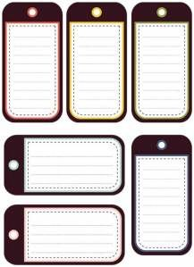 Other Freebies Non Pl Luggage Tag Template Luggage Tags Printable Templates Printable Free