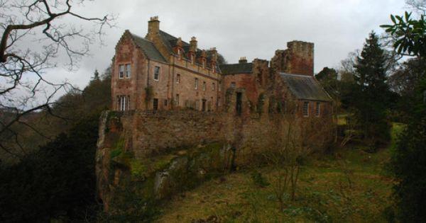 Hawthornden Castle Castle Abandoned Castles Old Mansions