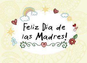 Tarjetas Animadas Y Postales Para Saludar Por El Dia De Las Madres