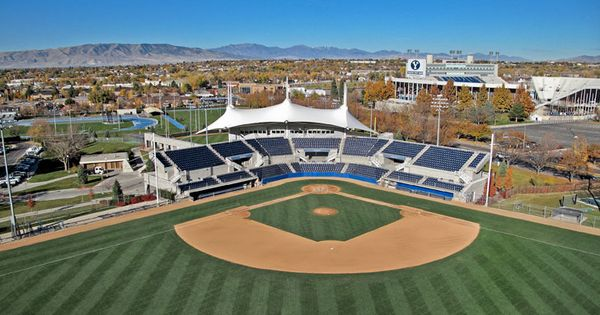 Baseball Facilities The Official Site Of Byu Athletics Baseball Facility Byu