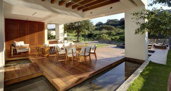 Se reinventa la arquitectura mexicana contempor nea - Disenar mi propia casa ...