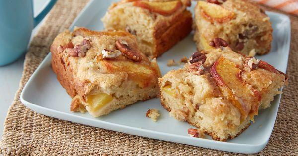 Food Network Peach Cake