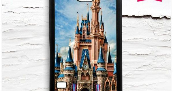 Cinderellas Castle Samsung Galaxy S5 Case : Products : Pinterest : D ...