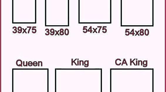 Dimension D Un Lit King Dimension D Un Lit Double Diy Bed Dimension Lit Double En Pouce Dimension Dun Lit Ki Diy Bed Frame Bed Measurements Mattress Size Chart