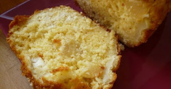 Cake pomme-chèvre | Cuisine | Pinterest | Cakes and Html