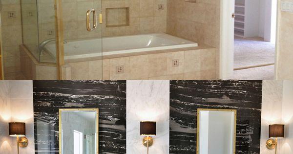 Beverly Hills Remodel By Preston Lee Master Bathroom