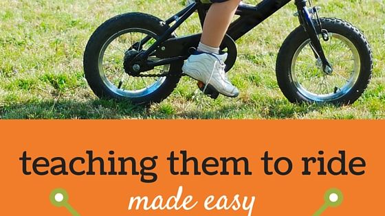how to teach a kid to ride a dirt bike