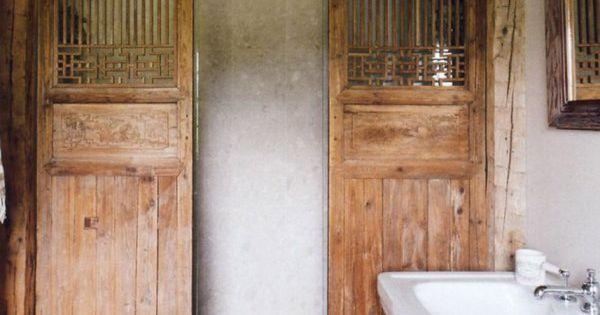 Salle de bain quelle d co pour une douche italienne - Belle salle de bain italienne ...