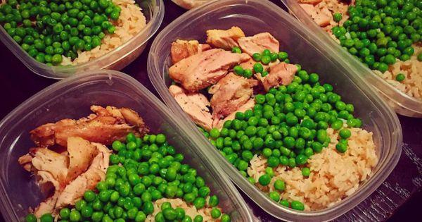 Meal Prep Mondays Week 25 Health Taps And Heroes