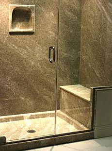 Cool Idea For A Shower Taylor Tere Stone Stone Shower Walls