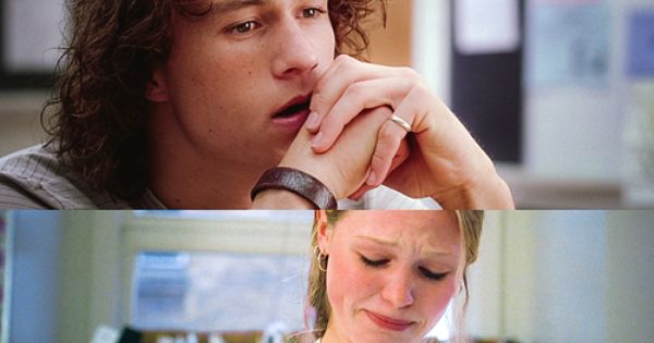 10 Things I Hate About You Speech: 10 Things I Hate About You -- Not All That Great Of A