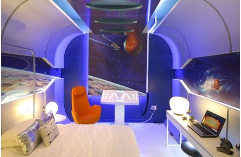 STARSHIP BEDROOM EXTREME MAKEOVER HOME EDITION BOYS BEDROOMS