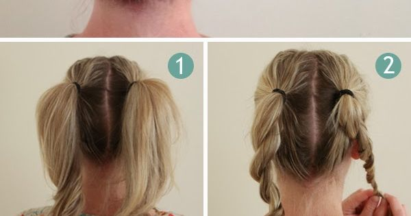 Easy Twisty Bun hairstyle girl hairstyle Hair Style| http://hairstylehosea.blogspot.com