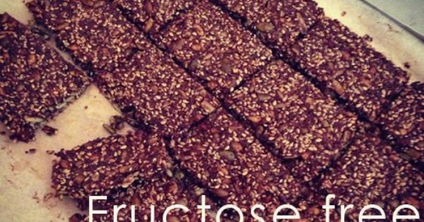 Lunch Box Snacks: Fructose Free Chocolate Muesli Bars | Fructose Free ...
