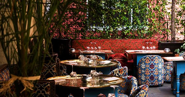 Authentic moroccan restaurant momo london take me away for Authentic moroccan cuisine