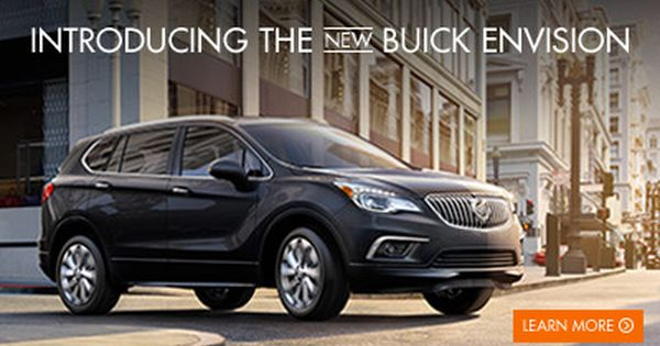Introducing The Buick Envision Suv Designed With A Modern Aesthetic And Intuitive Technology Learn More On The Official Site Buick Envision Buick Buick Cars