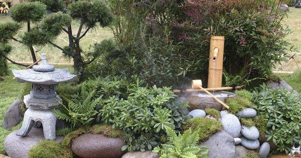 Mini Japangarten Japanischer Garten Japanischer Garten Anlegen Gartenkunst