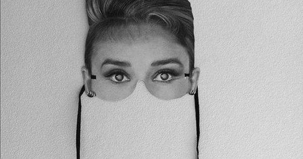 Hepburn mask want