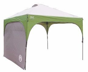 6 Coleman Instant Canopy Sunwall Accessory Only Instant Canopy Canopy Tent 10x10 Canopy Tent