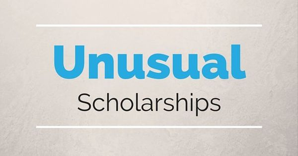random scholarships Complete the online application for a random drawing this $1,000 scholarship is  open to any students currently enrolled or planning to go to college.