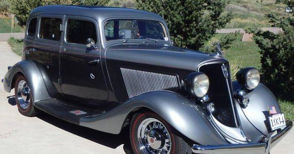 1934 studebaker dictator deluxe 4 door sedan for sale for 1934 pontiac 4 door sedan