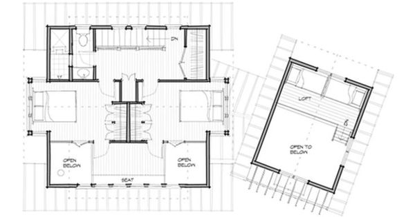 Dog trot house plans found on floor for Dog trot style floor plans