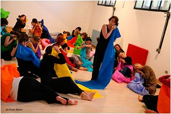 La Creatividad Como Recurso De Comunicación Danzaterapia Danza Creativa Método Fuxiano Espaciologopedico Danza Creativa Danza Creatividad