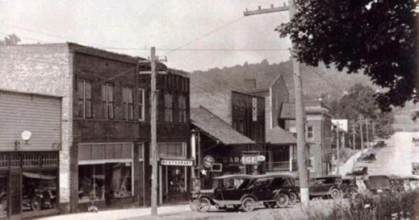This Is The Old Downtown Boone Nc With Images Appalachia