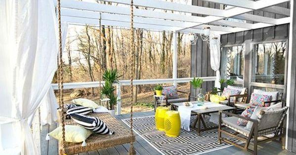 Am nager une terrasse plus de 50 id e pour vous for Meubler une terrasse