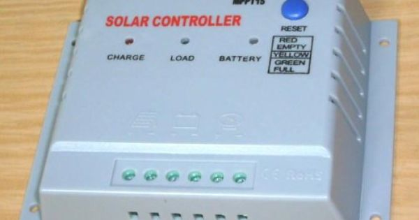 10 Amps Solar Regulator Handles Up To 400 Watts Solar Panel 40 More Efficient Using Power Optimizing Mppt Tech Solar Landscape Photography Tips Solar Panels