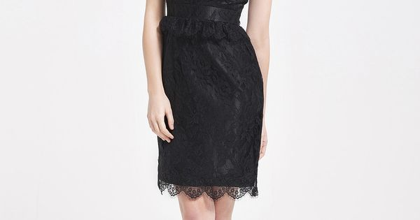 All-Over Lace Dress... This website has a few lace bridesmaid dresses.. This