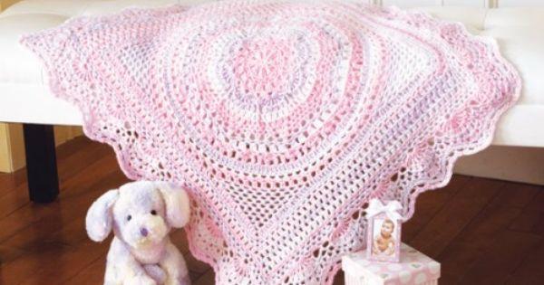 Marshmallow Crochet Baby Blanket Pattern Free : Baby Delight Blanket Blanket, Crochet and Marshmallow