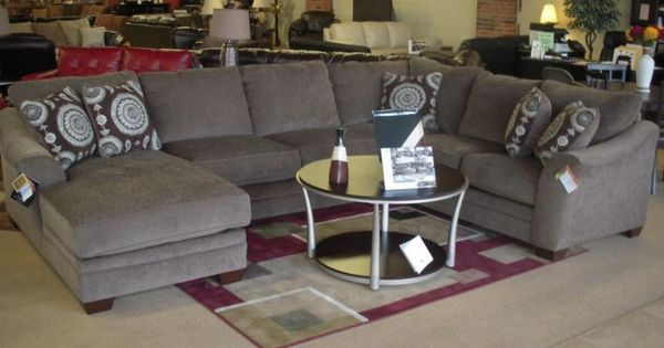 Huge U Shape Sectional Sofa W Chaise By Ashley Brand New 1199 Can Deliver Furniture
