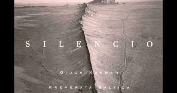 Silencio Strange Music Arvo Part Philip Glass