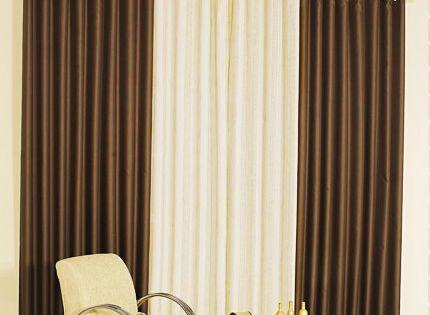 Modelos de cortinas 2 430 430 mi casa for Cortinas para departamento