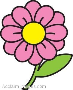 Clipart Flower With Stem Clipart Panda Free Clipart Images Flower Drawing Flower Line Drawings Flower Clipart
