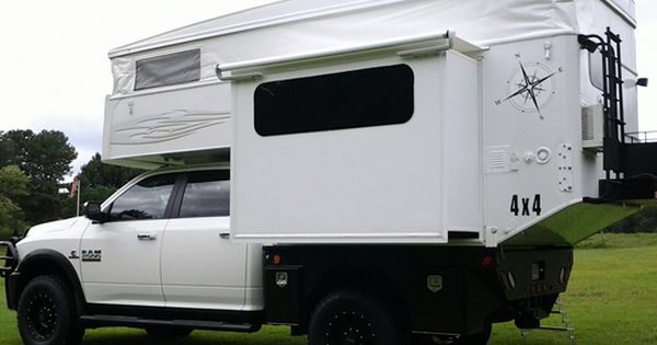 Fantastic New GIC CAMPERS BLACK SERIES PHOENIX Camper Trailers For Sale